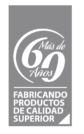 60 años fabricando productos de calidad superior
