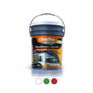 membrana liquida poliuretanica plus de ormiflex