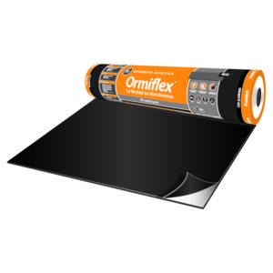membrana asfaltica con polietieno de la linea premium de ormiflex